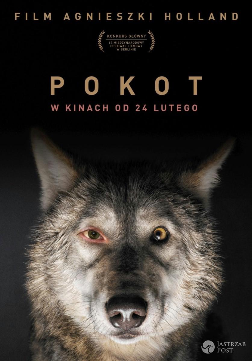 """""""Pokot"""" - najnowszy film Agnieszki Holland, plakat"""