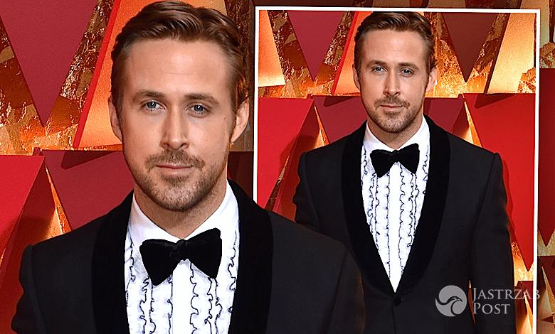 Ryan Gosling Oscary 2017