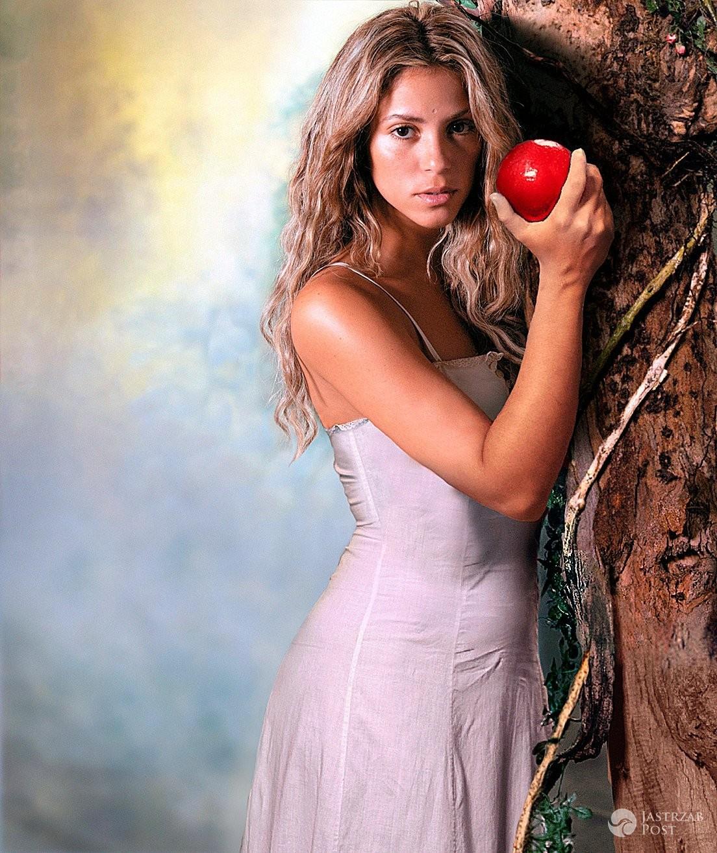 "Shakira - sesja do płyty ""Oral Fixation, Vol. 2"""