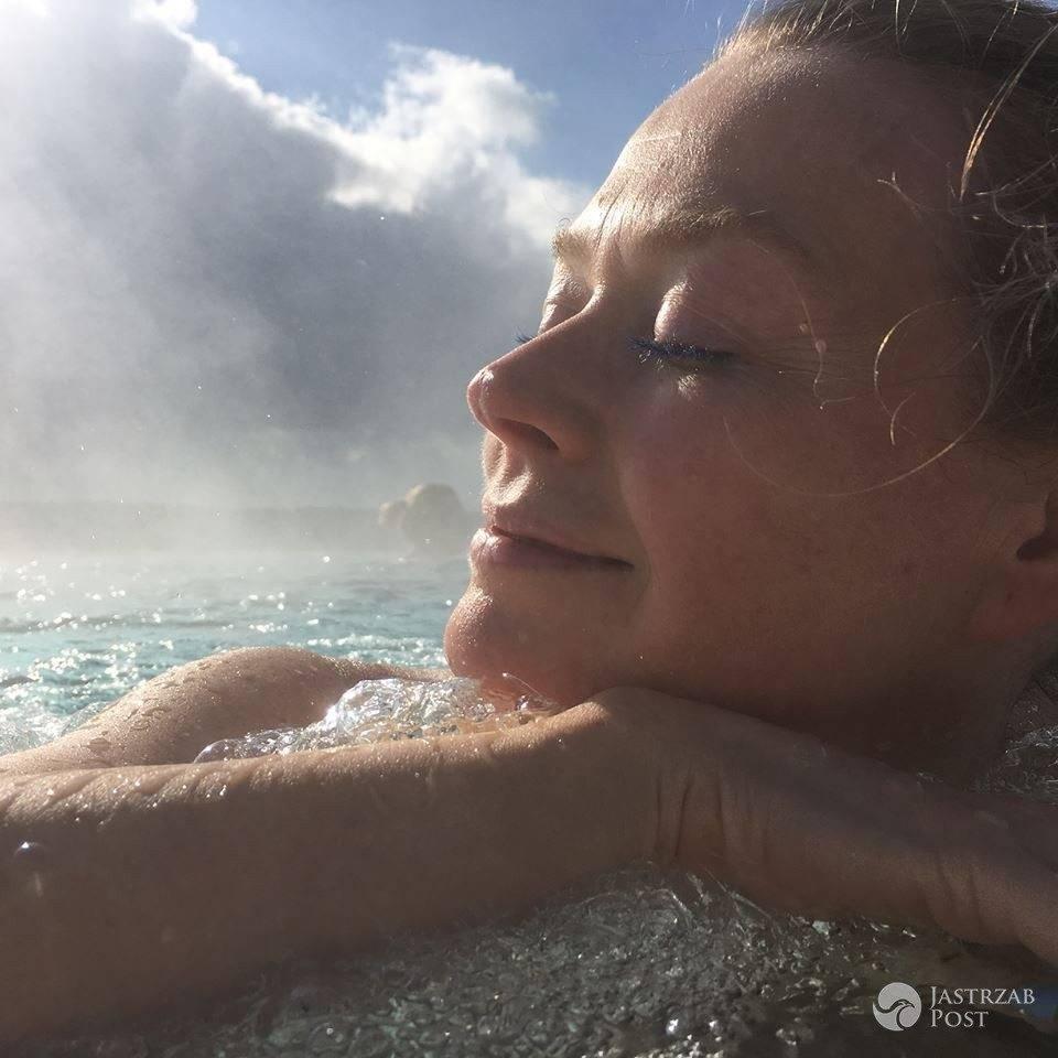 Tamara Arciuch na basenie. Zdjęcia 2017