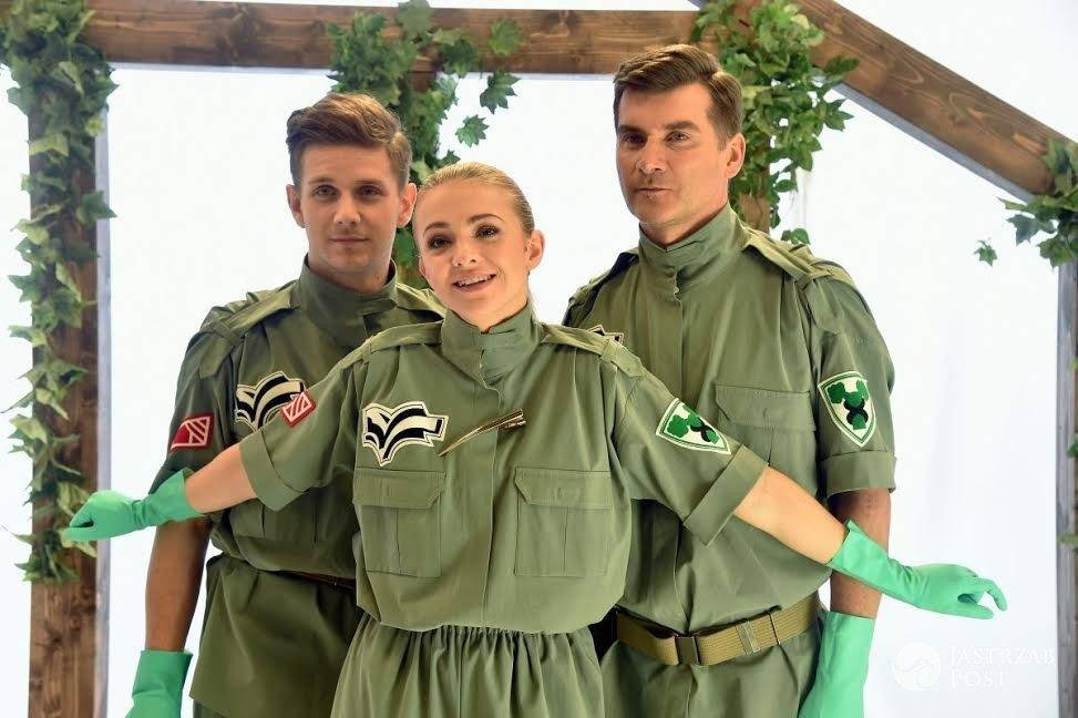 Antek Królikowski, Barbara Kurdej-Szatan, Tomasz Kammel - Kocham Cię Polsko