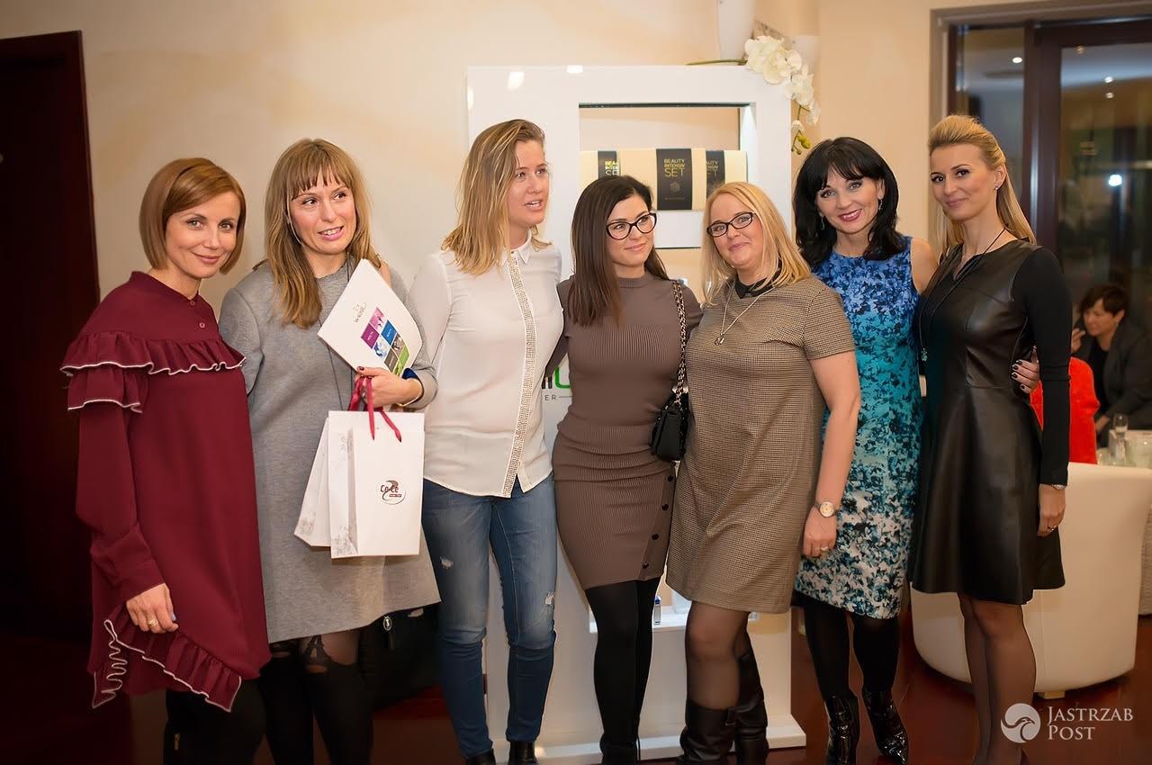 Katarzyna Zielińska i Katarzyna Cichopek - otwarcie kliniki medycyny estetycznej