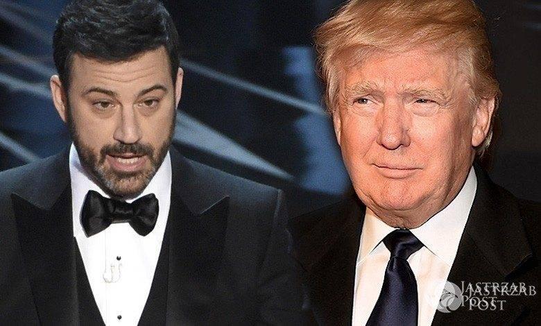 Jimmy Kimmel żartuje z Donalda Trumpa na Oscarach 2017