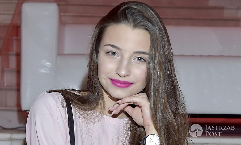 W co Julia Wieniawa była ubrana na swojej studniówce?
