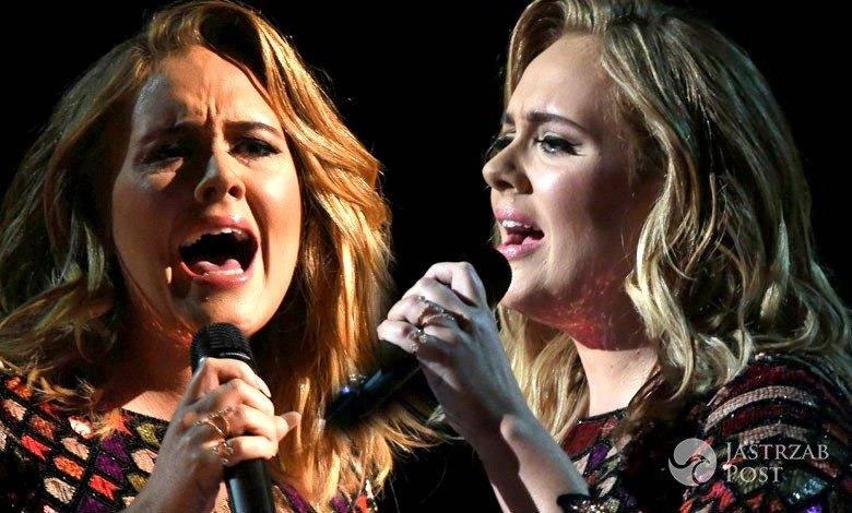 Występ Adele na Grammy 2017