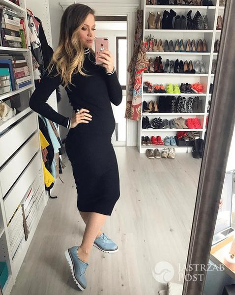 Zosia Ślotała pokazała swoją garderobę (fot. Instagram)