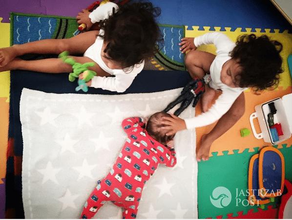 Zoe Saldana urodziła trzecie dziecko