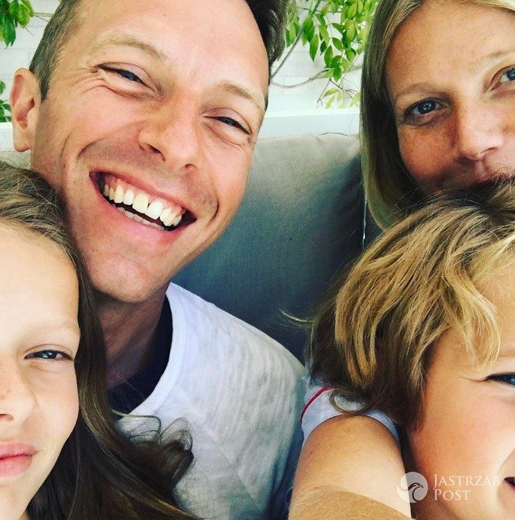 Gwyneth Paltrow wrzuciła zdjęcie z byłym mężem