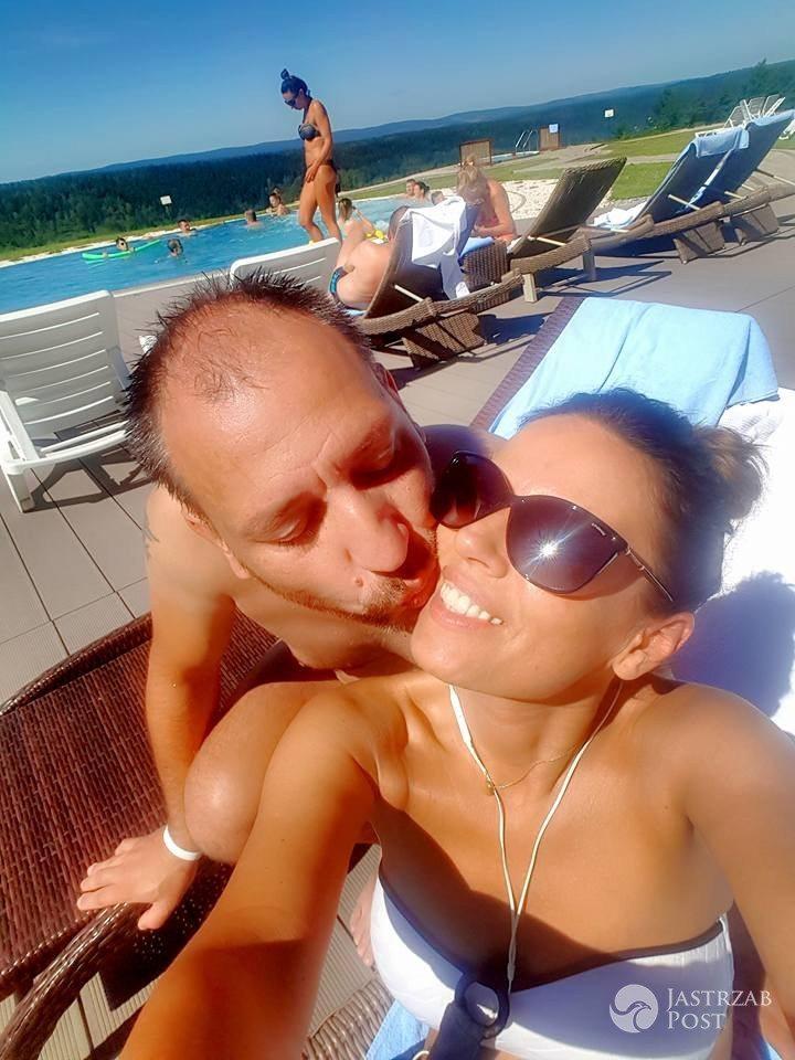 Agnieszka Frąckowiak i Jacek Olszewski są parą