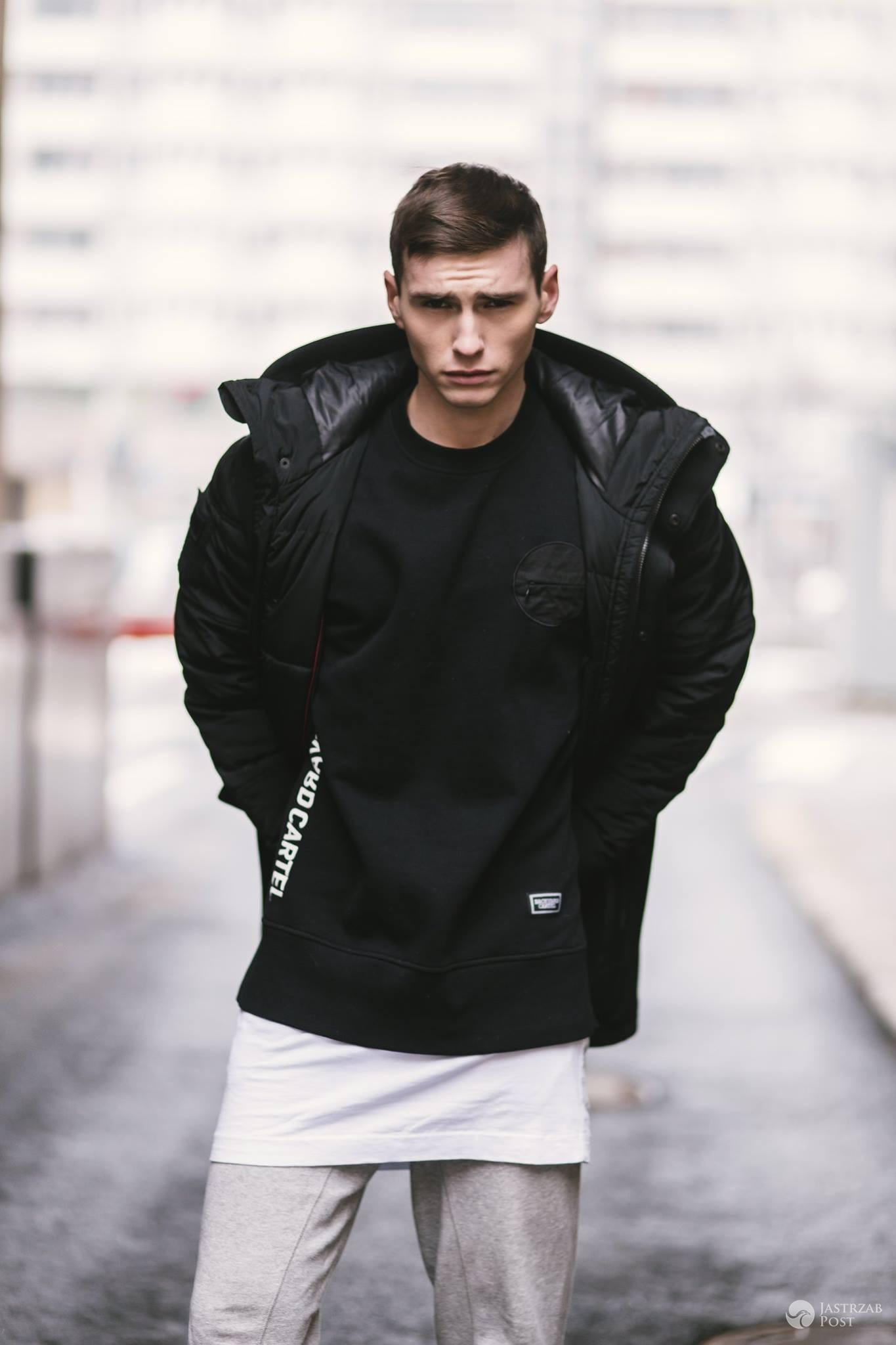 Model i bloger - Romek Gelard