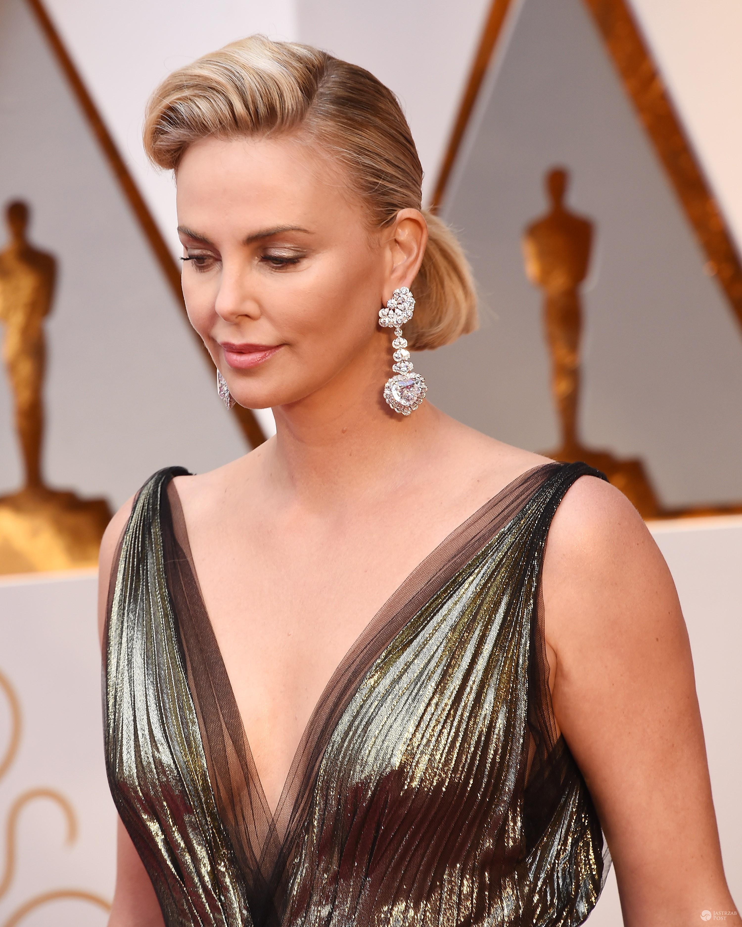 Charlize Theron na Oscarach 2017 ocenzurowana w irańskiej telewizji