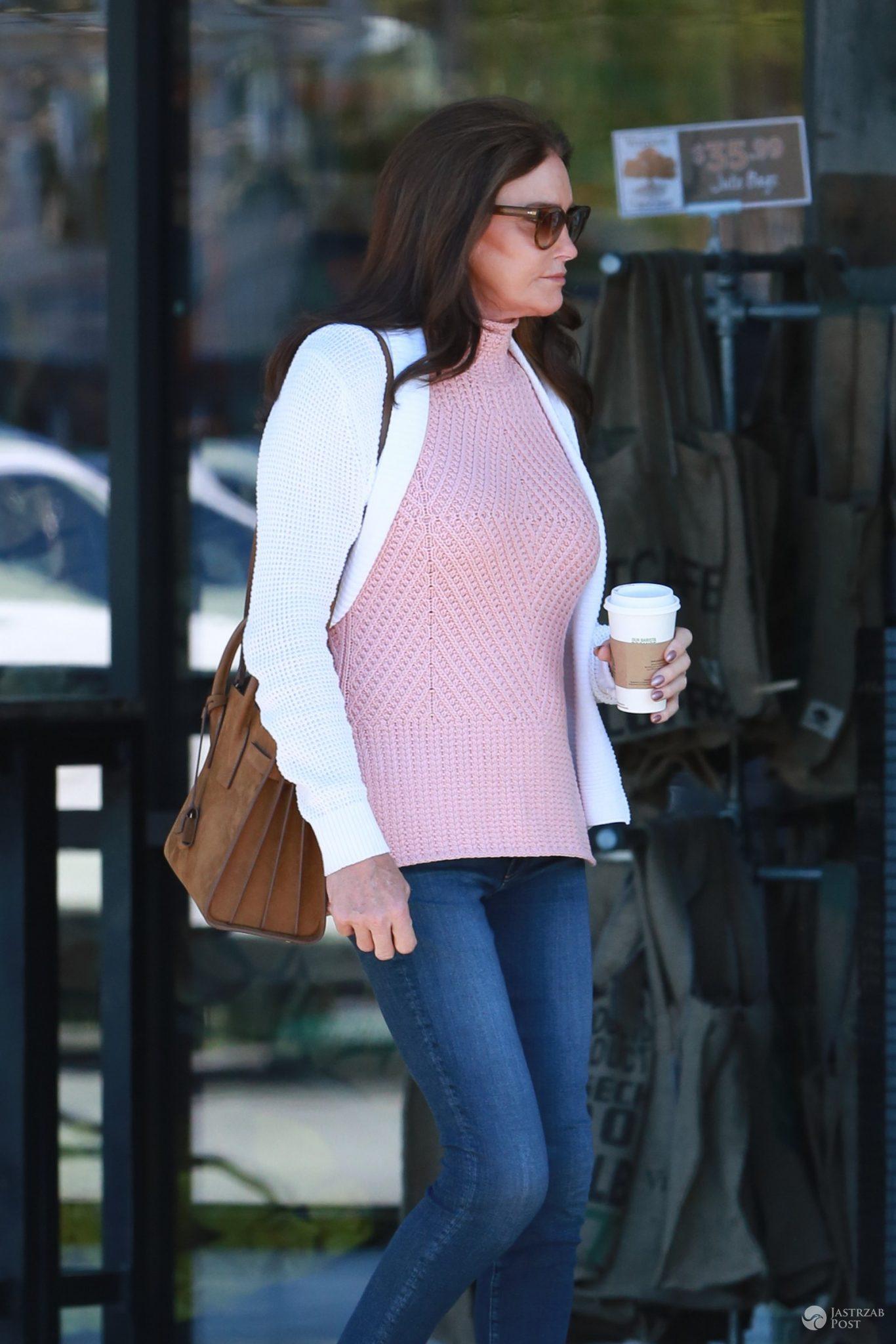 Caitlyn Jenner stylizacja