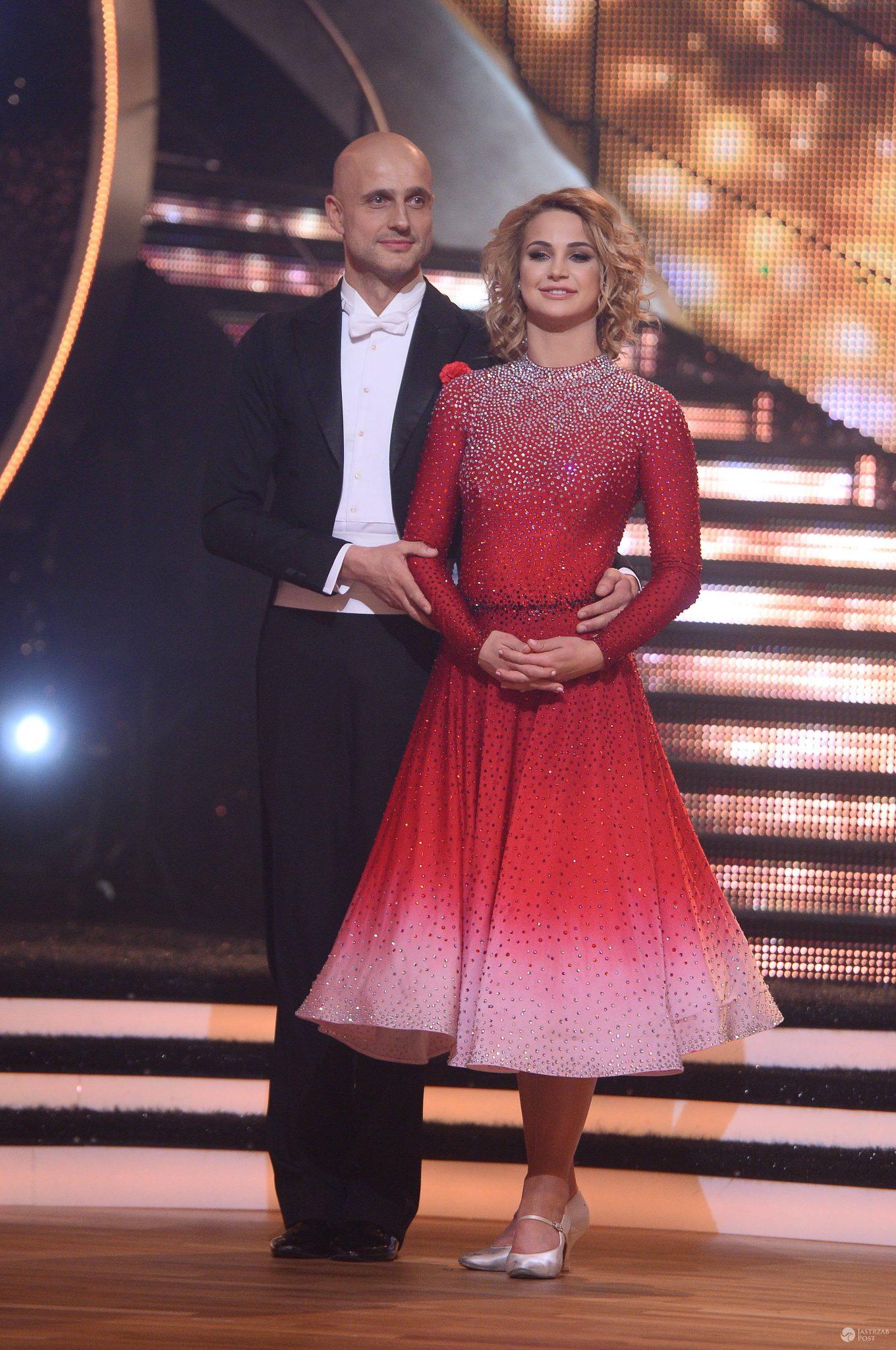 Robert Koszucki i Hanna Żudziewicz odpadli w drugim odcinku Dancing with the stars 2017