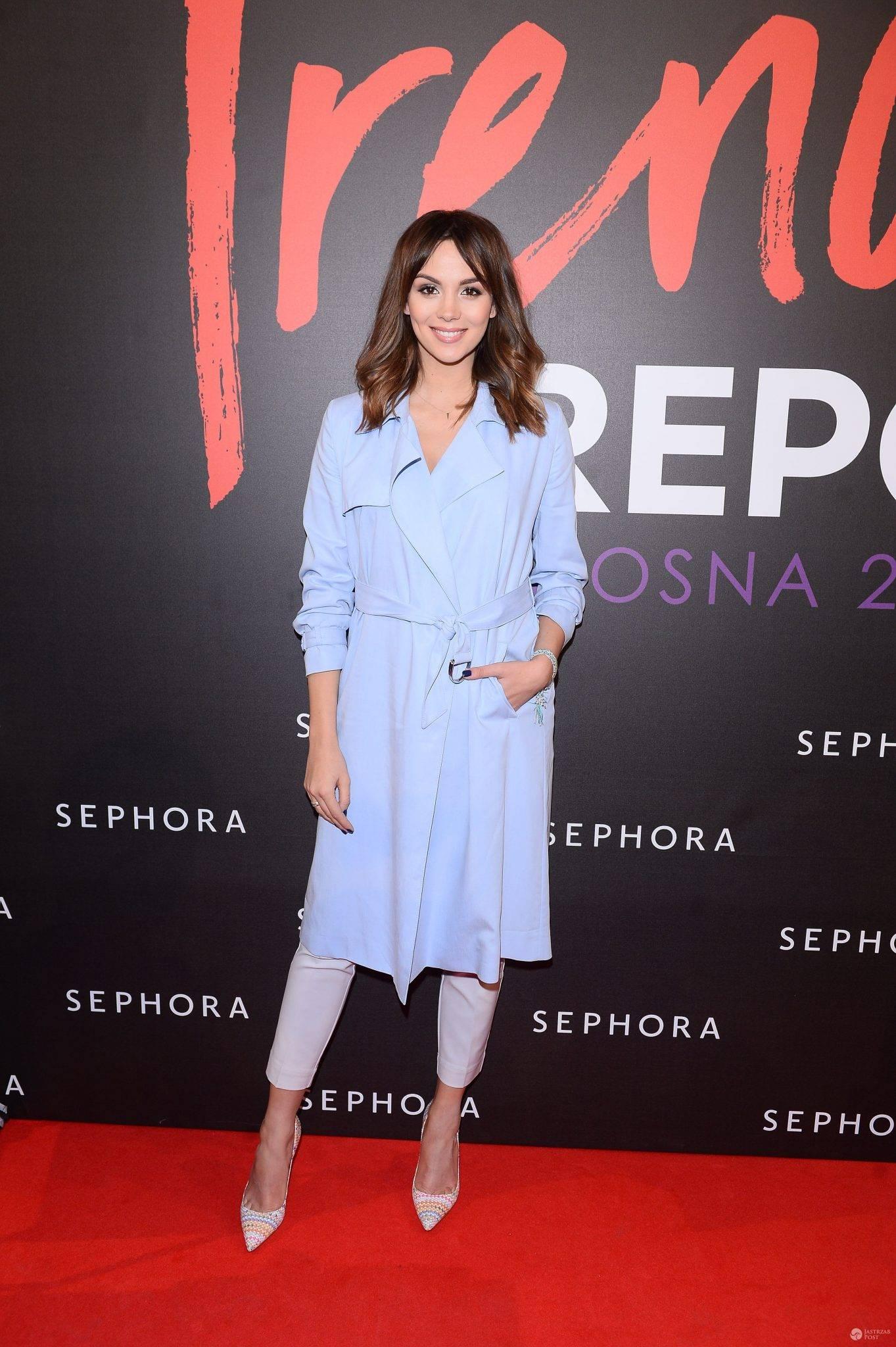 Paulina Krupińska - Sephora Trend Report 2017
