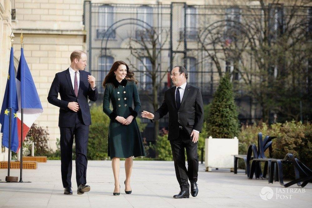 Księżna Kate ma torebkę firmy Etui Bags z Polski