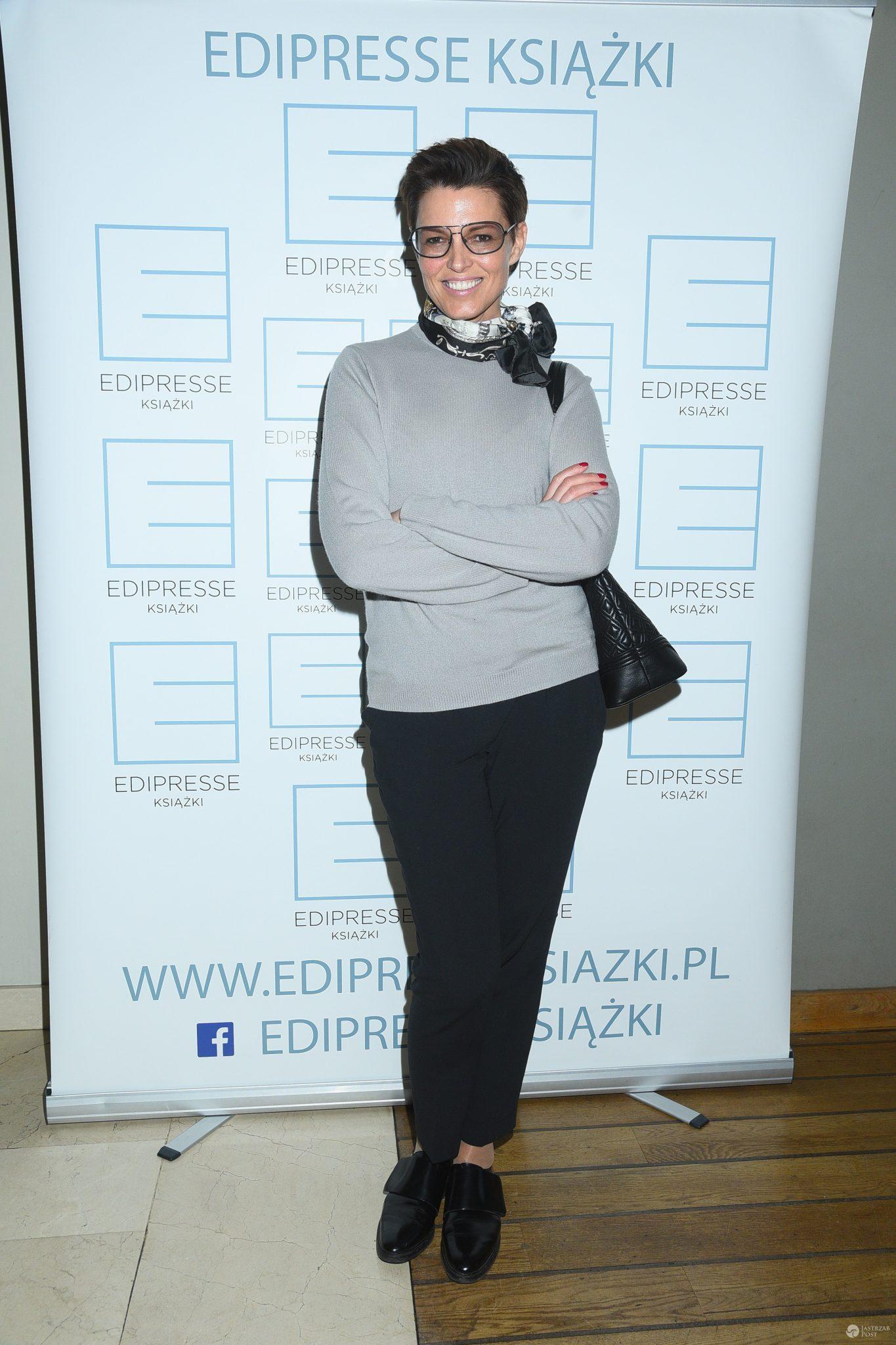 Ilona Felicjańska - premiera książki Piotra Gąsowskiego