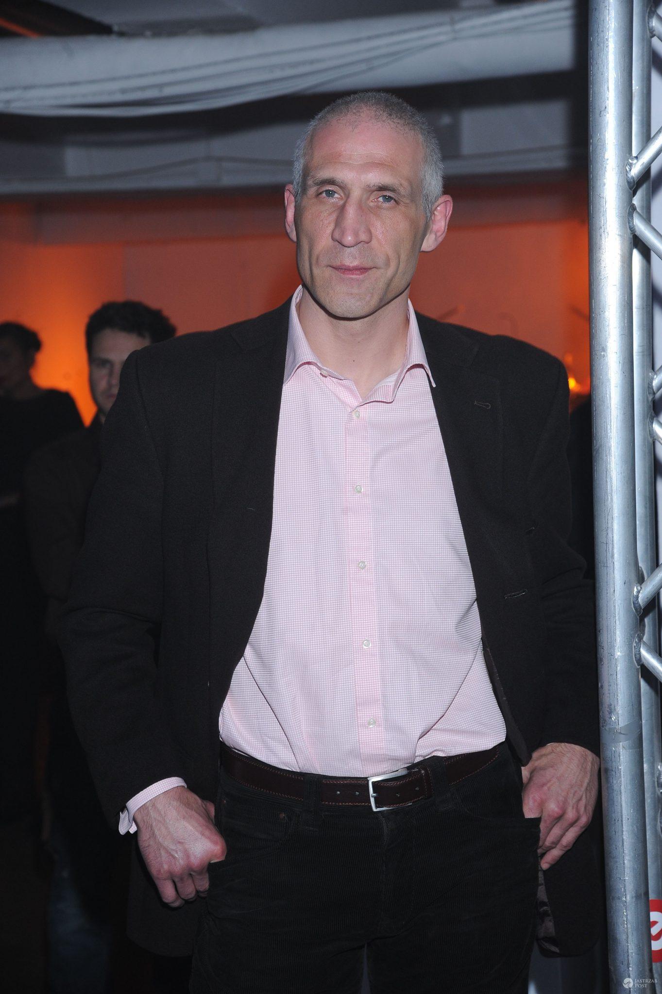 Maciej Szczęsny ma konflikt z synem