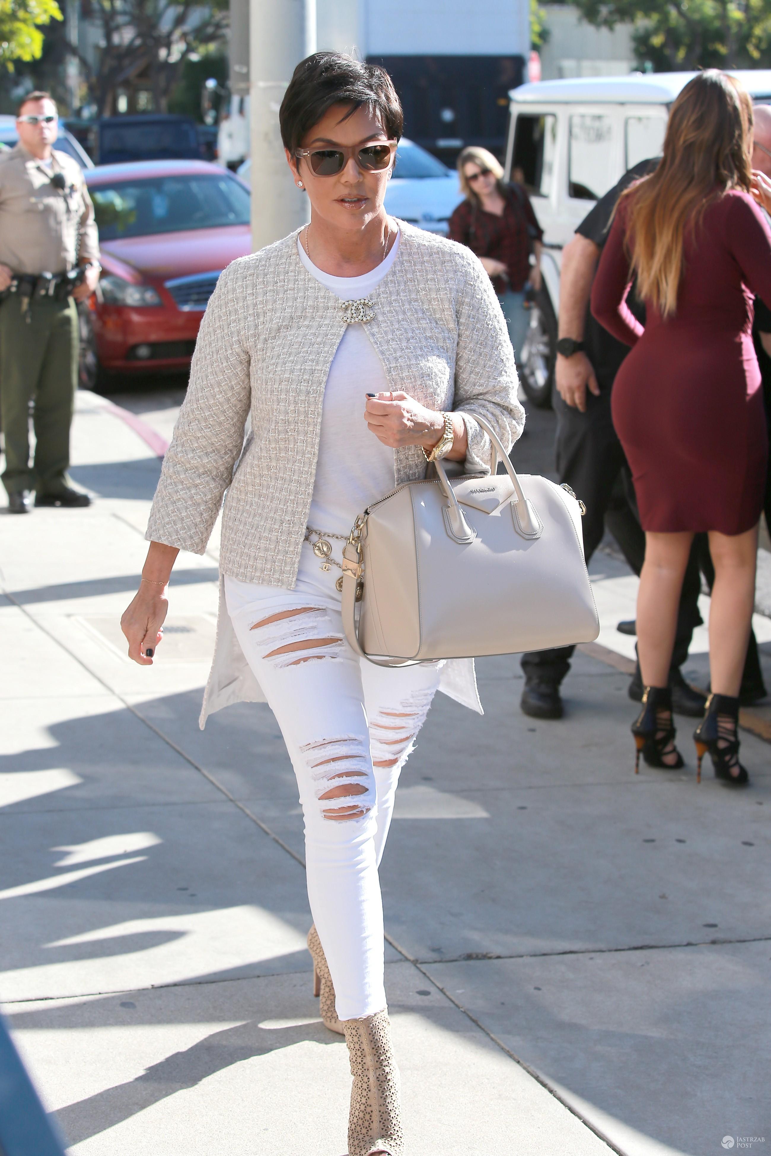 Kris Jenner zaniepokojona wynikami oglądalności reality-show o Kardashianach