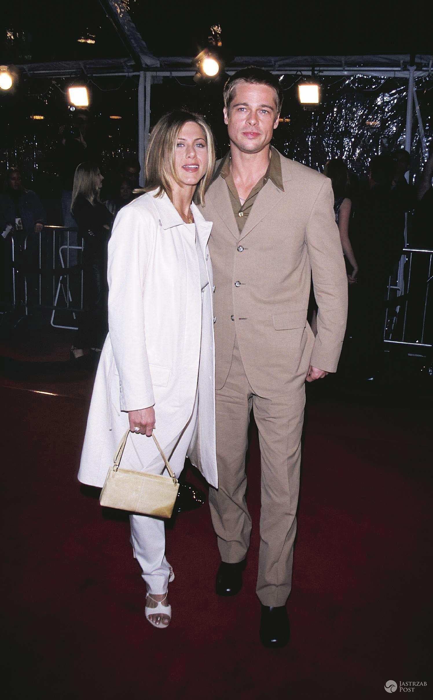 Brad Pitt i Jennifer Aniston znowu będą razem?