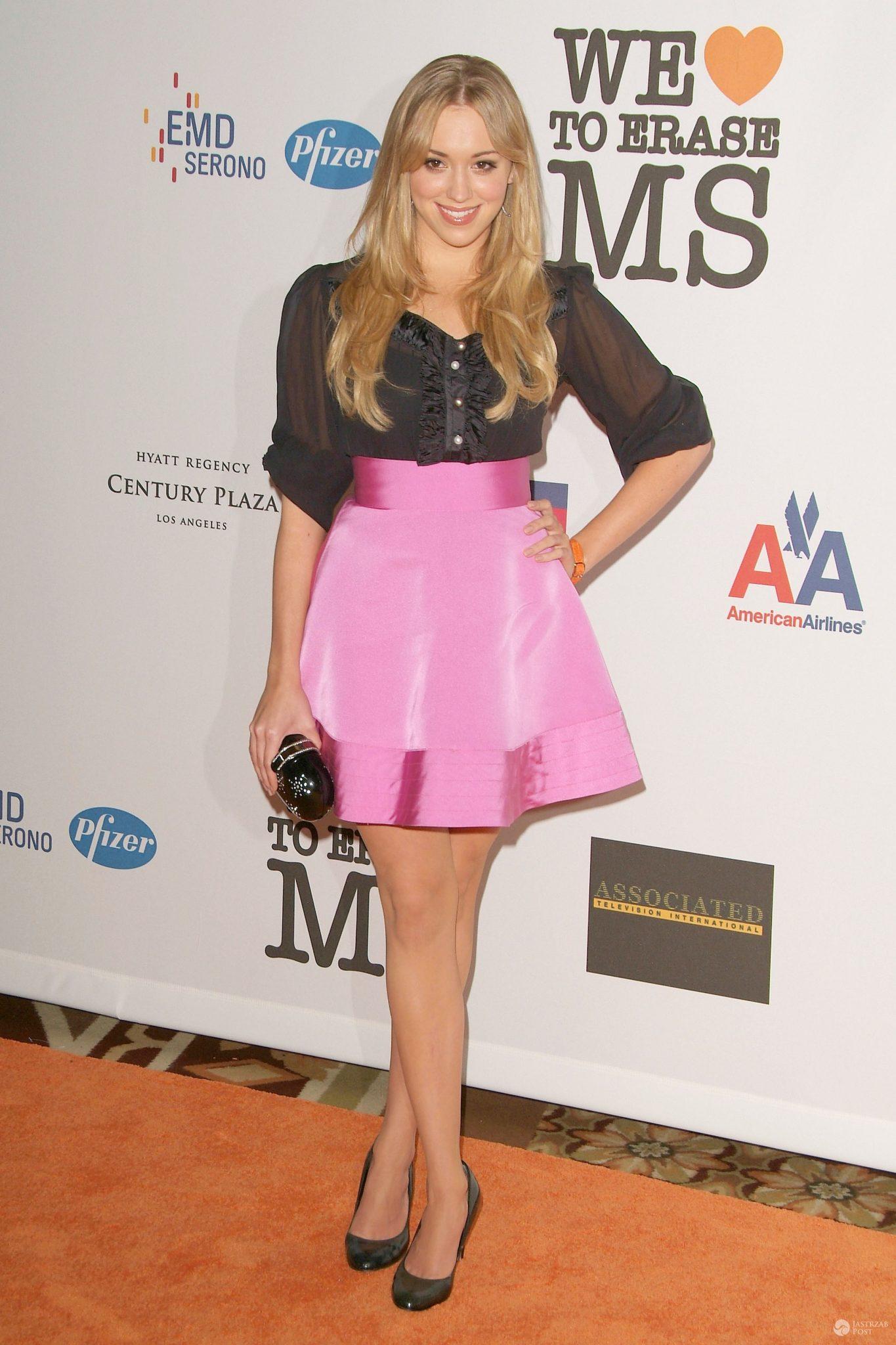 Andrea Bowen urodziła się 4 marca 1990 roku