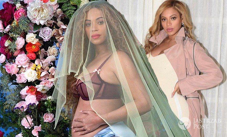 Beyonce w zaawansowanej ciąży
