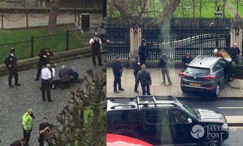 Strzelanina w Londynie
