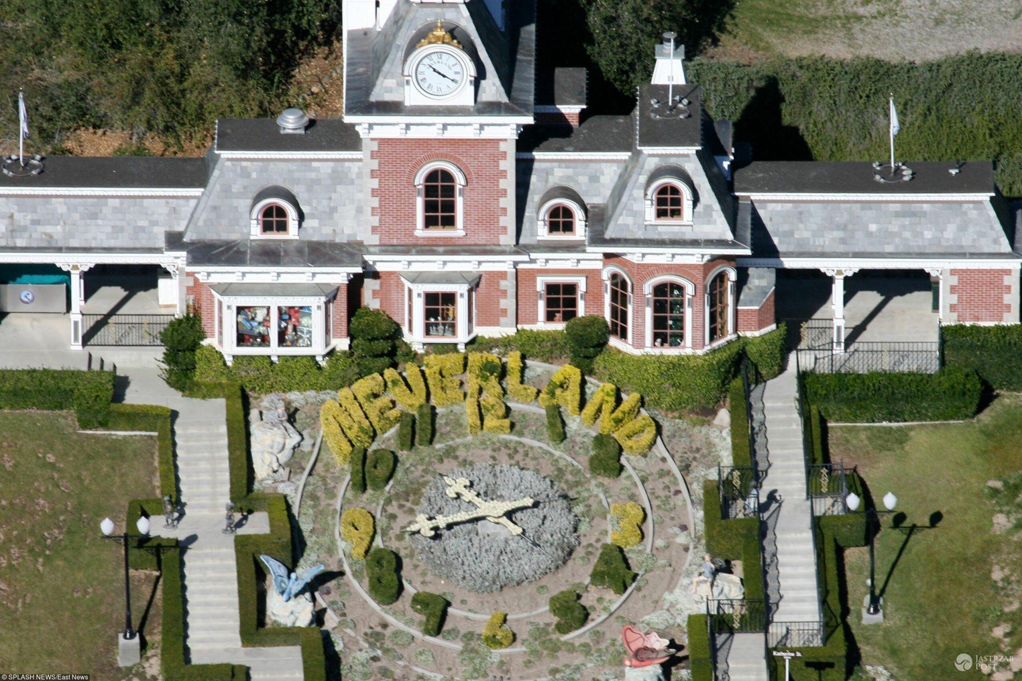 Posiadłość Michaela Jacksona Neverland wystawiona na sprzedaż za 67 milionów dolarów