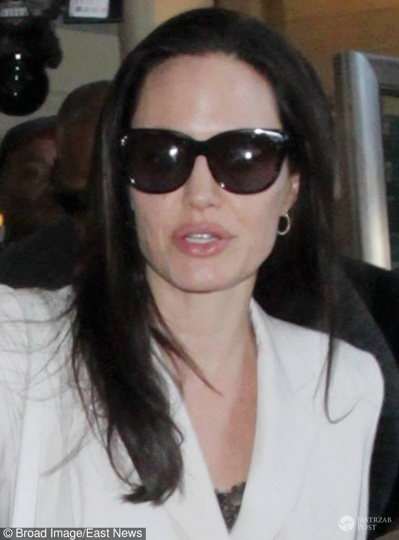Chuda Angelina Jolie
