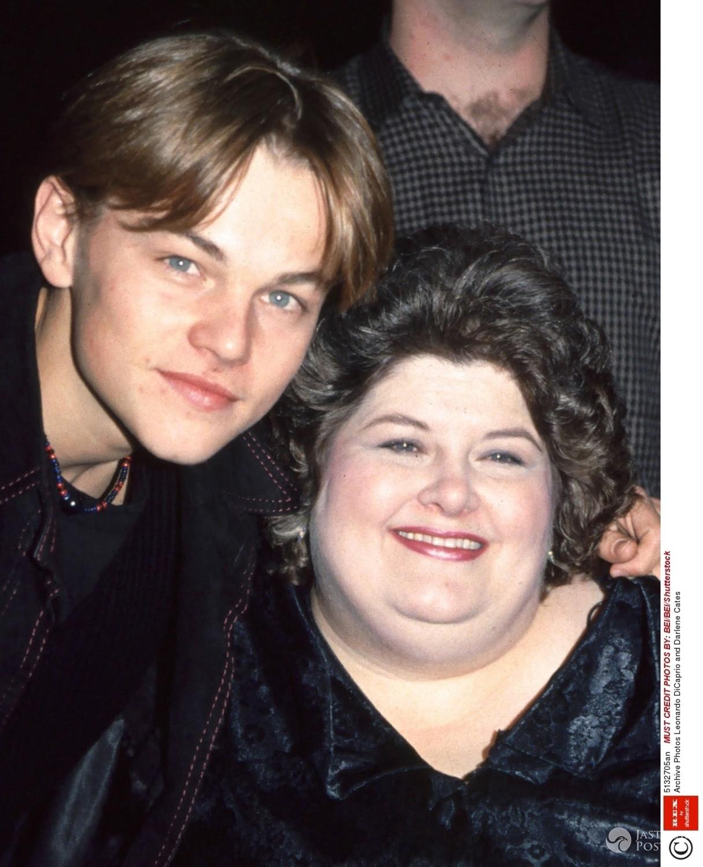 Leonardo DiCaprio pożegnał Darlene Cates