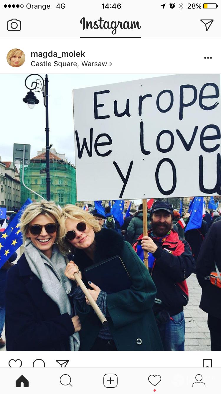 Marsz dla Europy