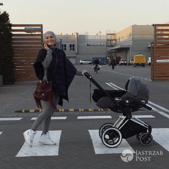 Paulina Sykut każdą chwilę spędza z córką - Instagram