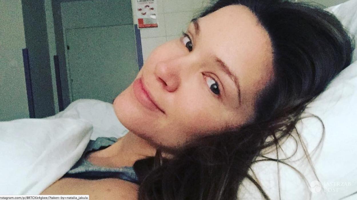 Natalia Jakuła pierwsze zdjęcie po porodzie