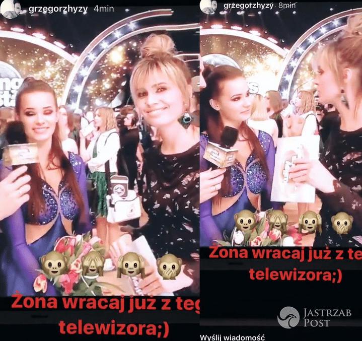 Agnieszka Hyży pokazała wiadomości od Grzegorza