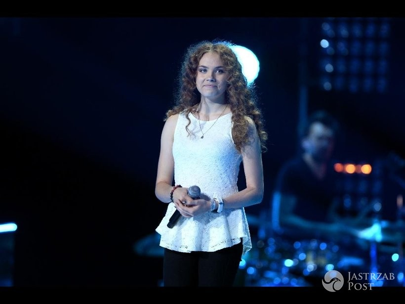 Agata Buczkowska z The Voice of Poland 7