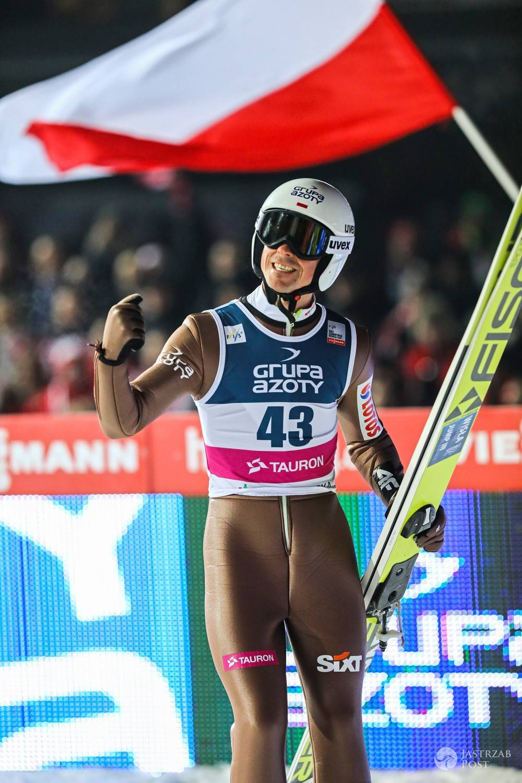 Piotr Żyła zdobył brązowy medal w Lahti