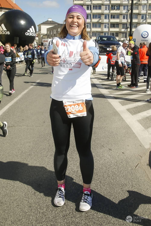Beata Sadowska - Półmaraton Warszawski 2017