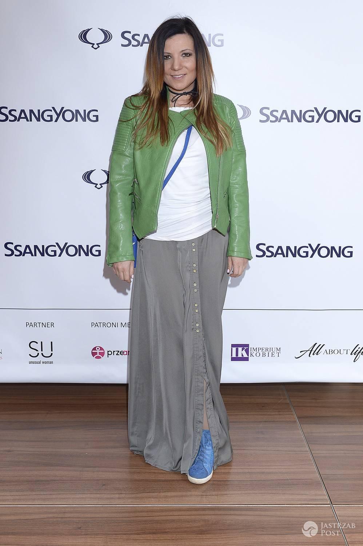 Magda Femme - premiera Ssang Yong Tivoli 2017