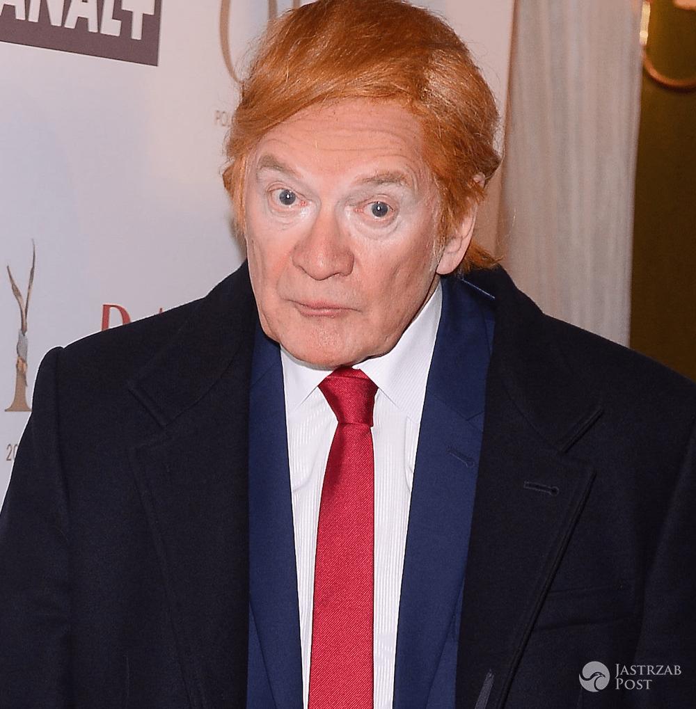 Donald Trump, czyli Andrzej Seweryn na Orłach 2017