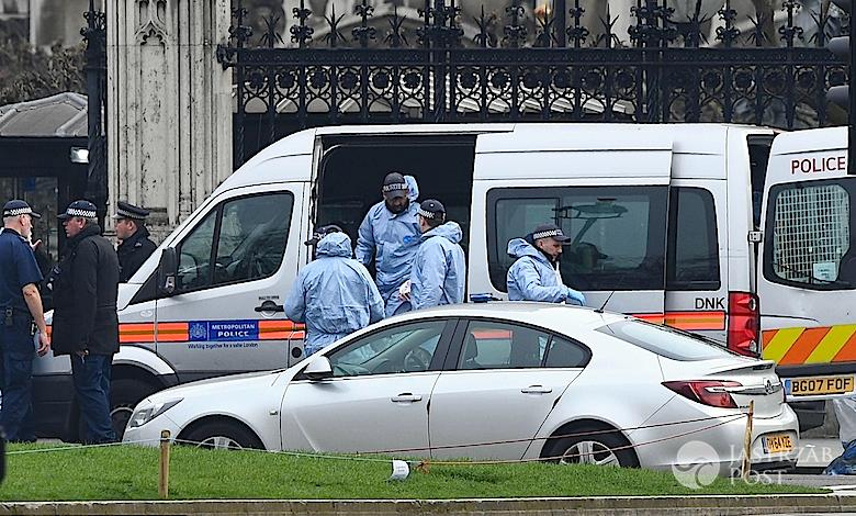 Atak w Londynie , ofiary