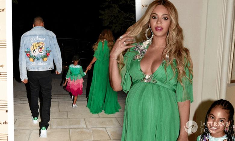 Beyonce ciąża 2017