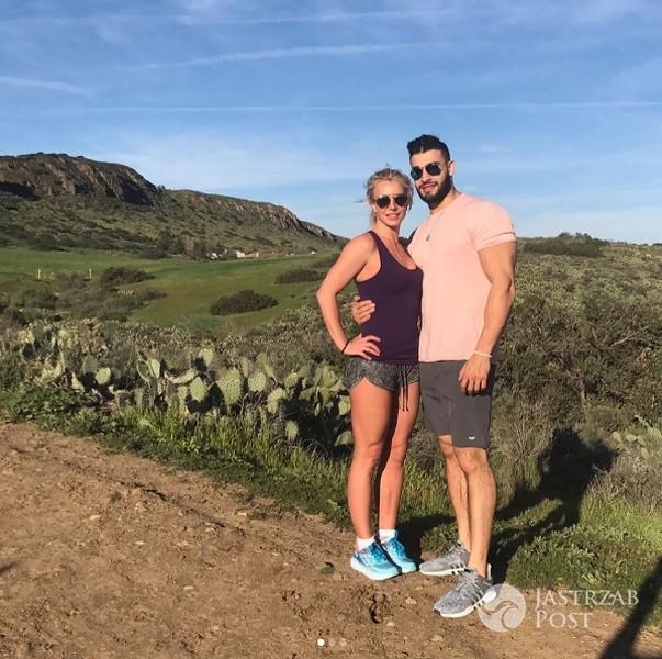 Britney Spears spędziła urodziny Sama Asghari z ukochanym