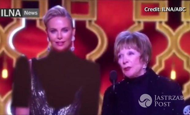 Jak ocenzurowali kreację Charlize Theron w irańskiej telewizji?