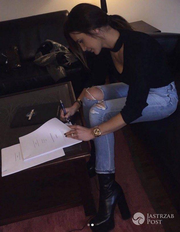 Sara Boruc podpisała kontrakt z Universal Music Polska