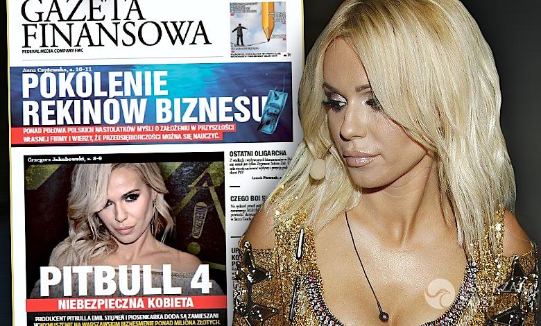 Doda Gazeta finansowa gangsterzy