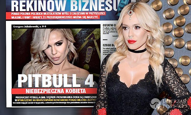 Doda wymuszenia finansowe Gazeta