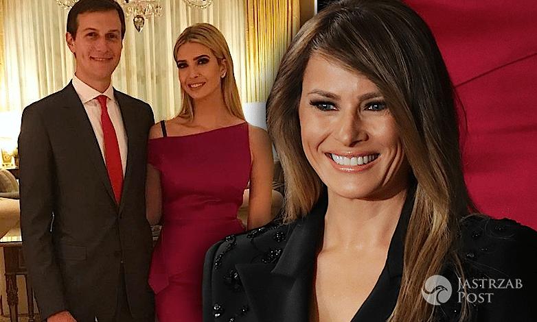 Ivanka i Melania Trump na Kongresie stylizacje