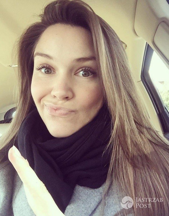 Natalia Jakuła po porodzie