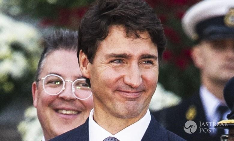 Justin Trudeau - zdjęcia z młodości