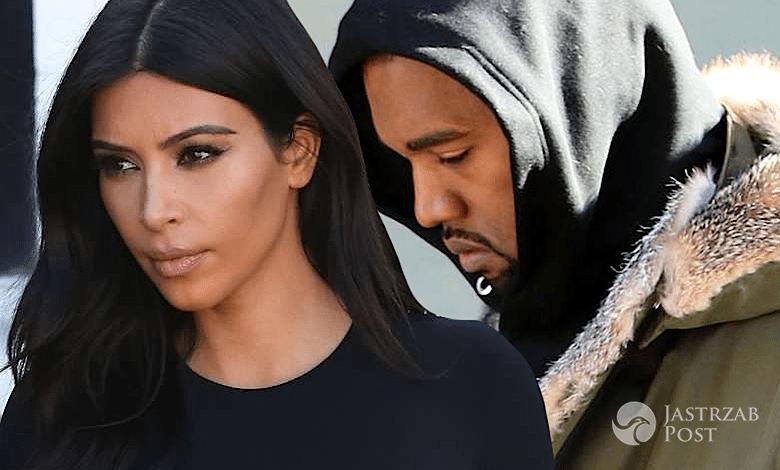 Kim Kardashian Kanye West żałoba