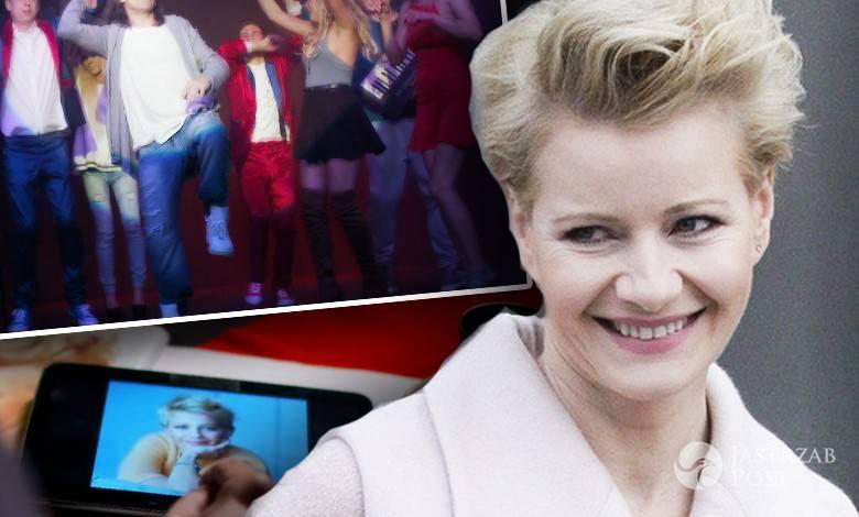 Małgorzata Kożuchowska o piosence disco polo